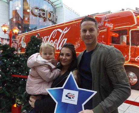 Coca-Cola Truck Cardiff 2016
