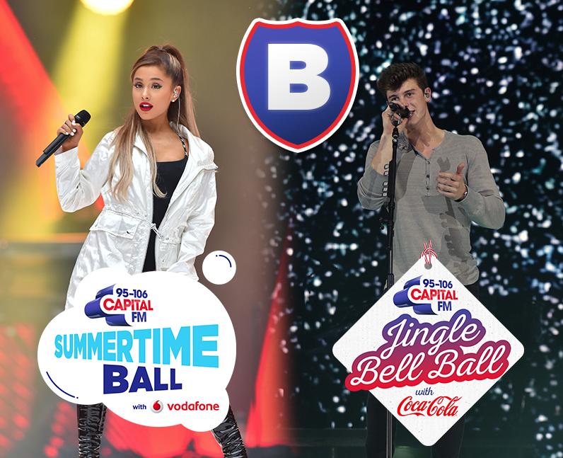 Summertime Ball & Jingle Bell Ball