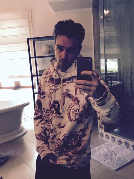 Liam Payne sends fans into a frenzy with a cheeky