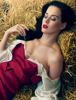 Katy Perry VOGUE July 2013